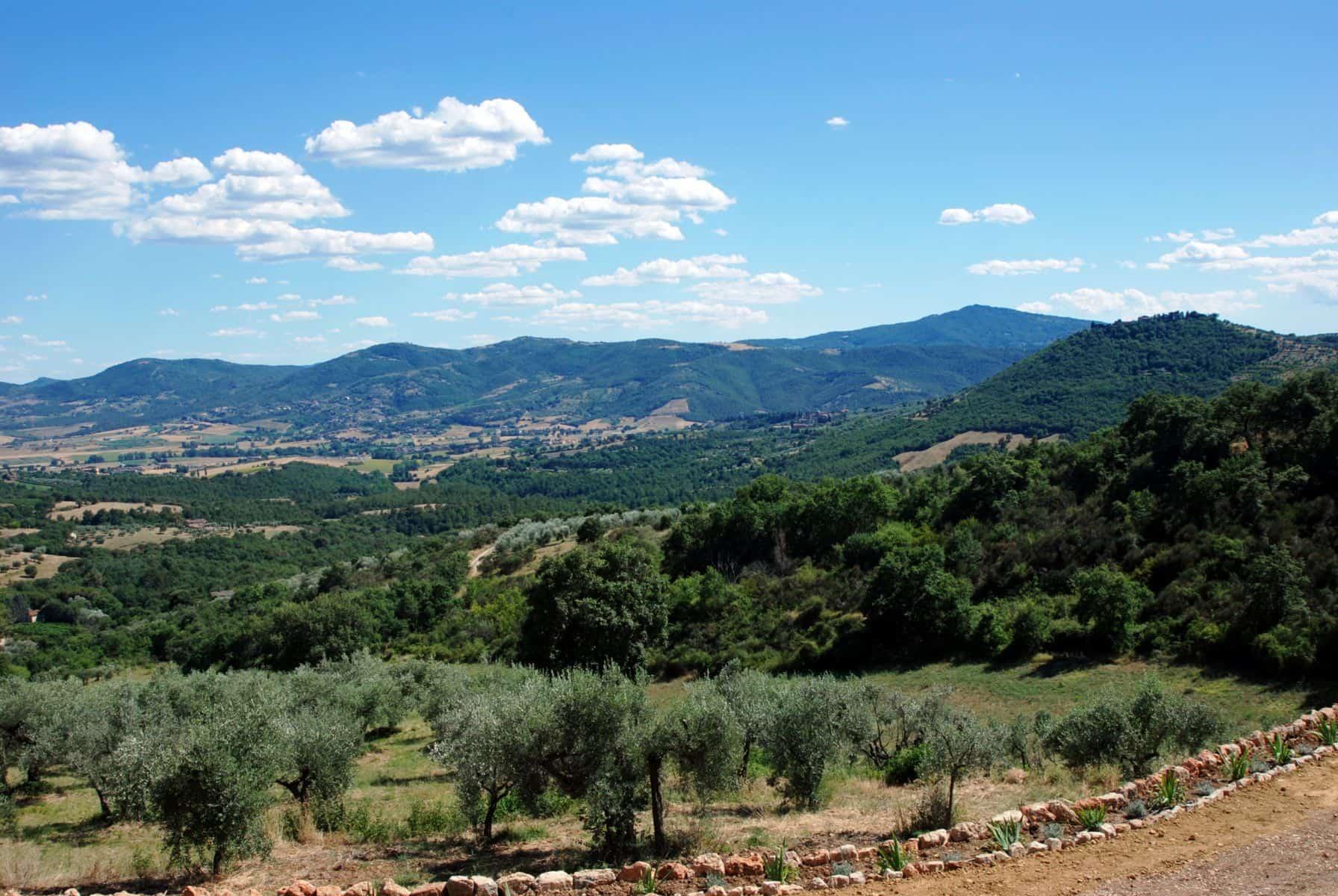 Geniet van Agritoerisme in Umbrë, Italië