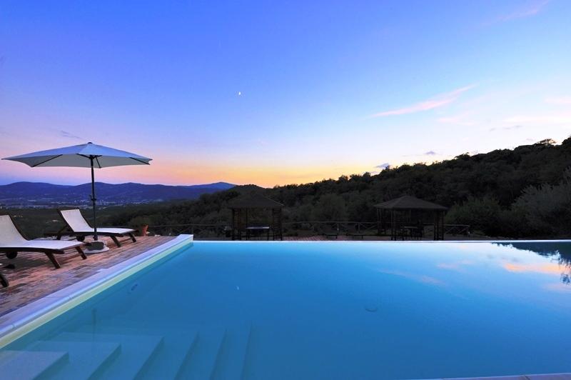 Luxe vakantiewoning in Umbrië, Italië