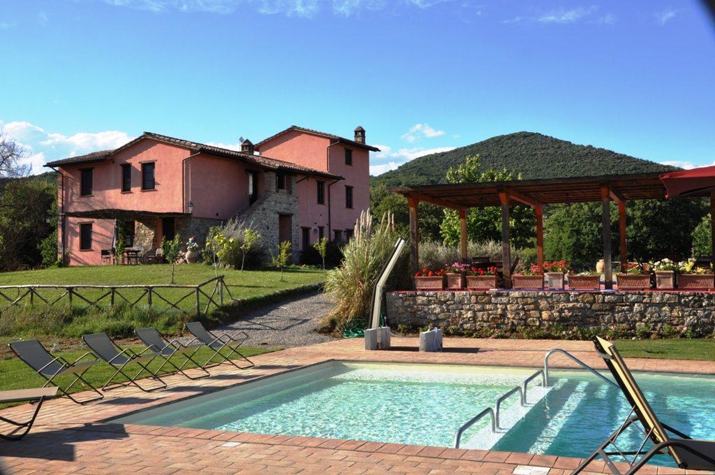 Vakantie appartement in Umbrië, Italië