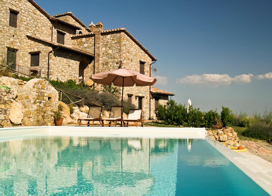 Vakantiehuis in Umbrië, Italië